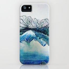 Lake Shore iPhone Case