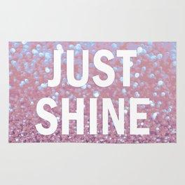 Just Shine Rug
