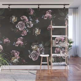 Foreboding Tones Wall Mural