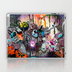 The Monk Laptop & iPad Skin