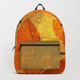 Poppy Expressions Backpack