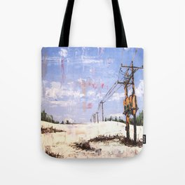 March First Tote Bag