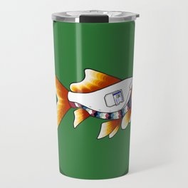 Goldfish Molly Hooper Travel Mug