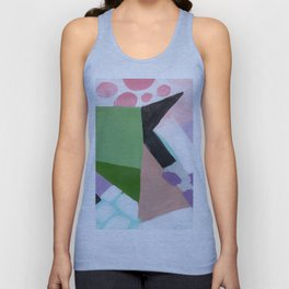 Because Lollipops Unisex Tank Top