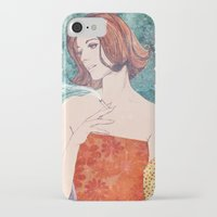 diamonds iPhone & iPod Cases featuring Diamonds by Ryan Haran