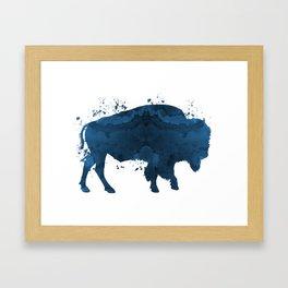 Buffalo Framed Art Print