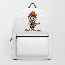 Rob Benedict - Louden Swain Backpack