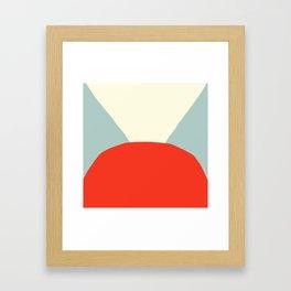 Deyoung Modern Framed Art Print