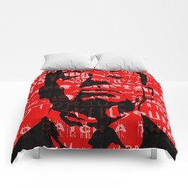 HOMAGE TO HITCHCOCK Comforters