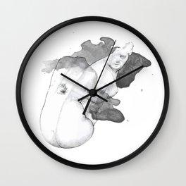 Minimal Agression Wall Clock
