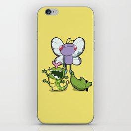 Pokémon - Number 10, 11 & 12 iPhone Skin