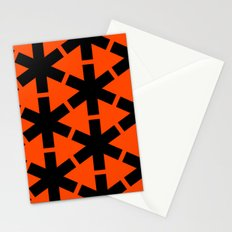 Meibloem Red  Stationery Cards