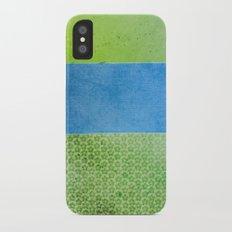 Color Joy VI iPhone X Slim Case