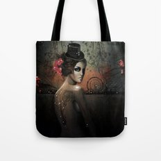 Dawn in Autumn Tote Bag