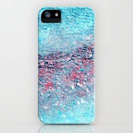 frozen III iPhone Case