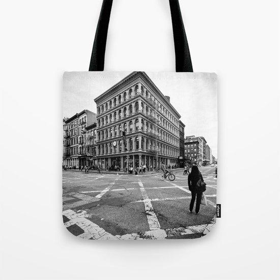 New York Soho Tote Bag