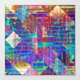 For when the segmentation resounds, abundantly. 04 Canvas Print