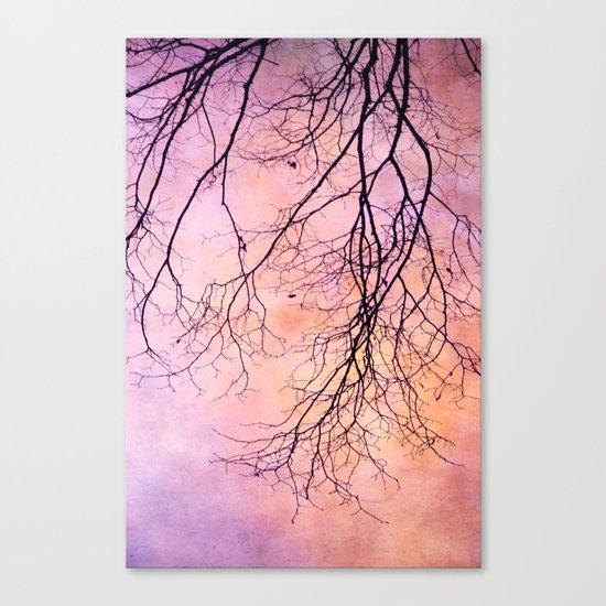 novembre Canvas Print