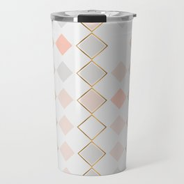 Pattern Rose Travel Mug