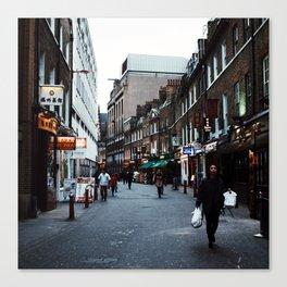 Dream Streets Canvas Print