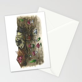 Little Worlds: The Harvest Stationery Cards