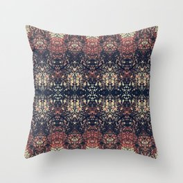 The Enchanted Forest No.14 Throw Pillow
