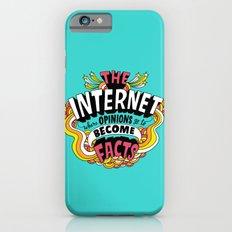 The Internet. iPhone 6s Slim Case