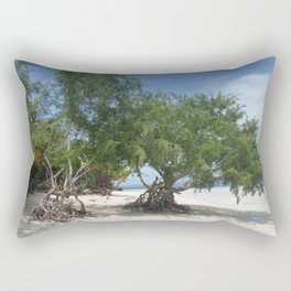 Searching For Shade Rectangular Pillow