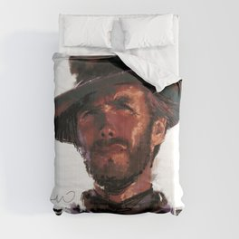 The Good - Clint Eastwood Comforters