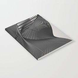 abstract art  Notebook