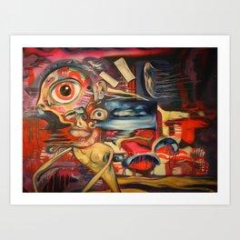 La Jolla Art Print