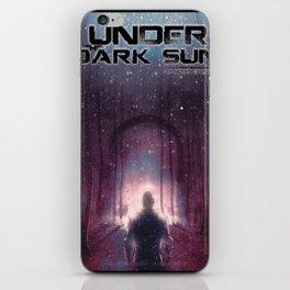 Under the Dark Sun - Ruins iPhone Skin
