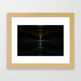 """Searchlight"" Photograph Framed Art Print"