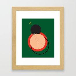 Memory Loss Framed Art Print
