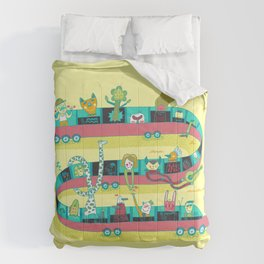 The Limo Comforters
