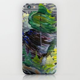 Emily Carr - Juice of Life - Canada, Canadian Oil Painting - Group of Seven iPhone Case