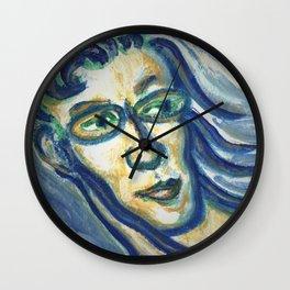 Sea Boy Wall Clock