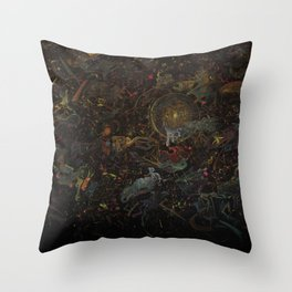 El Camino  Throw Pillow