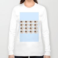 brand new Long Sleeve T-shirts featuring Brand New Ice Tea by mofart photomontages