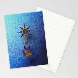 Celestial Singularity Stationery Cards
