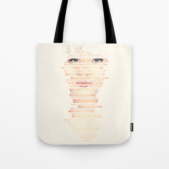 Fragments #2 Tote Bag