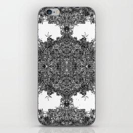 Babylon No. 1 | Black & White iPhone Skin