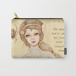 Little Miss Muffett Carry-All Pouch