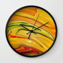 Arezzera Sketch #40 Wall Clock