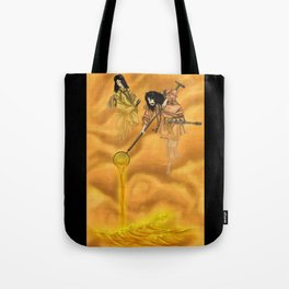 Gurasu Gods Tote Bag