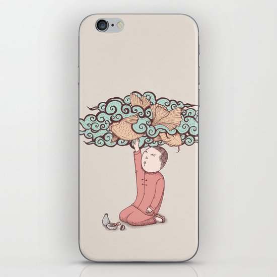 Imaginary iPhone & iPod Skin