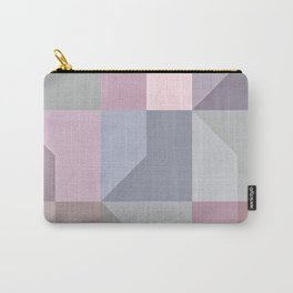Pale Slates Carry-All Pouch