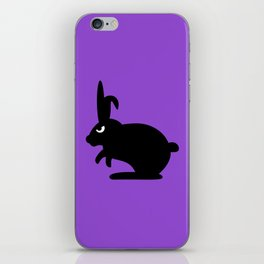 Angry Animals: Bunny iPhone Skin