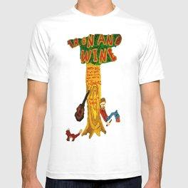Iron and Wine  T-shirt