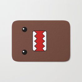 Domo Kun - Brown Japanese Monster Bath Mat